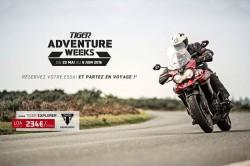 Tiger adventure Weeks !